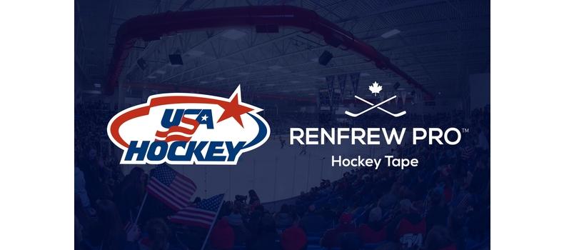 Renfrew Pro and USA Hockey - 790x350